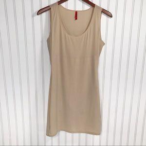 SPANX Shapewear Dress Bodysuit Size Large